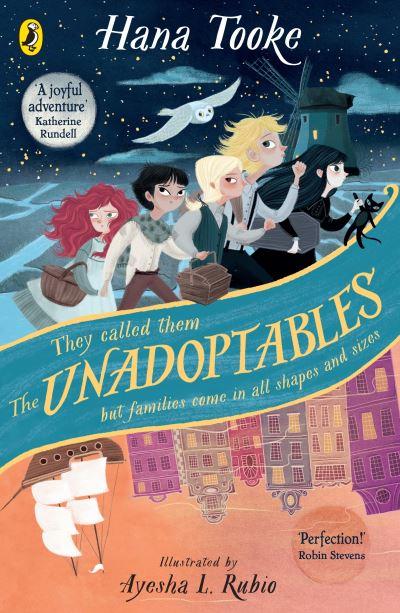 The Unadoptables by Hana Tooke