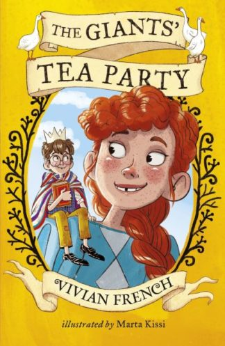 The Giants' Tea Party by Vivian French