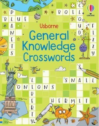 General Knowledge Crosswords by Phillip Clarke