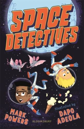 Space Detectives by Mark Powers