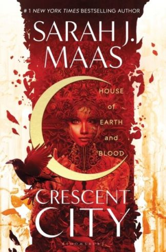 House of Earth and Blood: Winner of the Goodreads Choice Best Fantasy 2020 by Sarah J. Maas