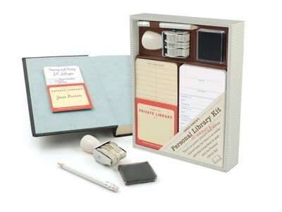 Knock Knock Personal Library Kit by