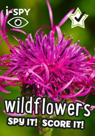 i-SPY Wildflowers: What can you spot? (Collins Michelin i-SPY Guides) by  i-SPY
