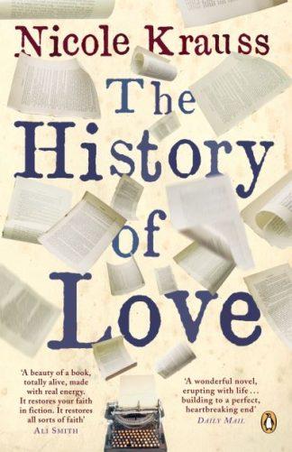 History Of Love by Nicole Krauss
