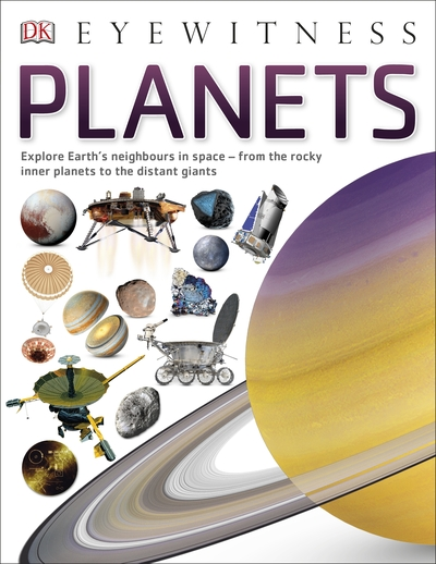 Planets by  DK
