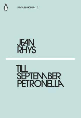 Till September Petronella by Jean Rhys