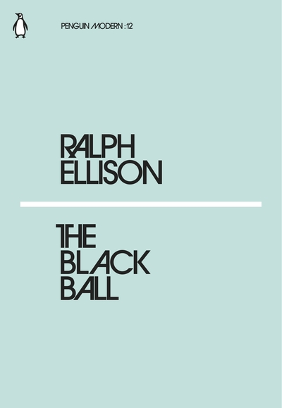 The Black Ball by Ralph Ellison