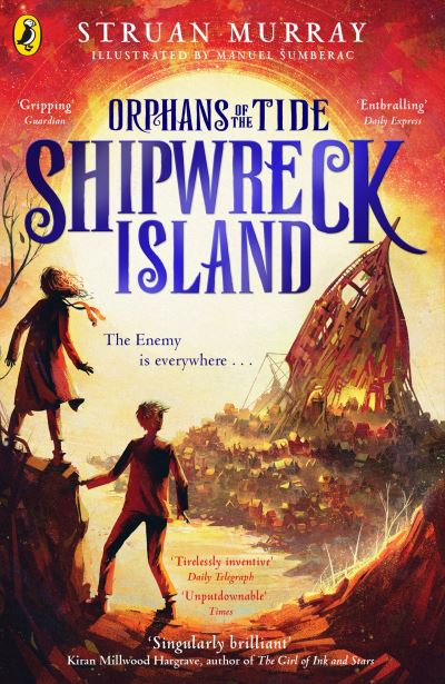 Shipwreck Island by Struan Murray