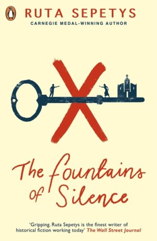 The Fountains of Silence by Ruta Sepetys