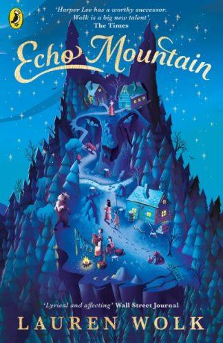Echo Mountain by Lauren Wolk