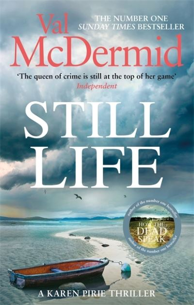 Still Life: The heart-pounding number one bestseller from the Queen of Crime by Val McDermid