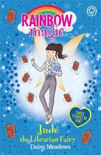 Rainbow Magic: Jude the Librarian Fairy by Daisy Meadows