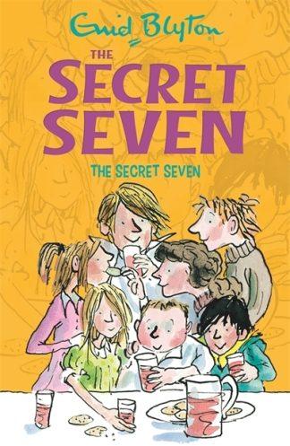The Secret Seven (1) by Enid Blyton