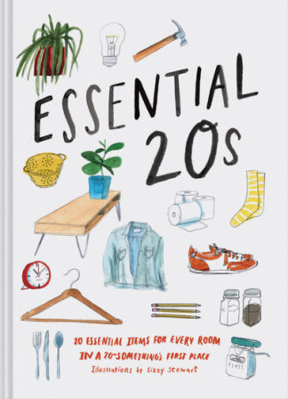 Essential 20s: 20 Essential Items for Every Room in a 20-Something's First Place by Lizzy Stewart