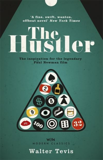 The Hustler: From the author of The Queen's Gambit - now a major Netflix drama by Walter Tevis
