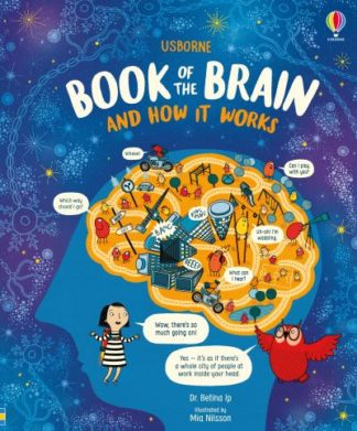 The Usborne Book of the Brain by Bettina Ip
