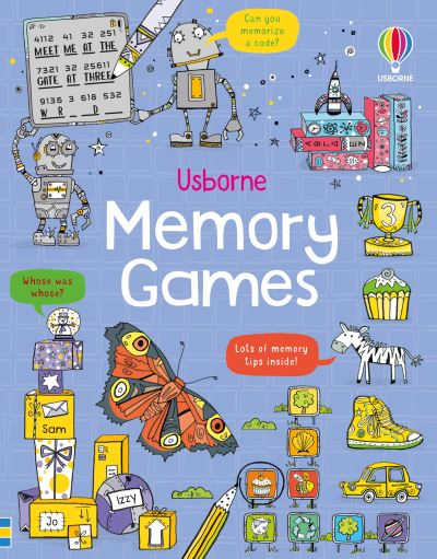 Memory Puzzles and Games by Phillip Clarke
