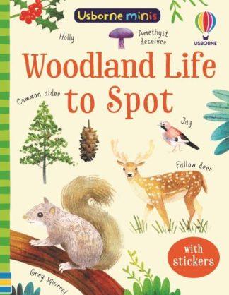 Mini Books Woodland Life to Spot by Kate Nolan