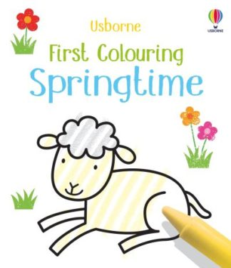 First Colouring Spring Time by Matthew Oldham