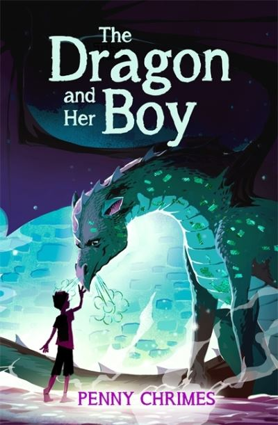 The Dragon and Her Boy by Penny Chrimes