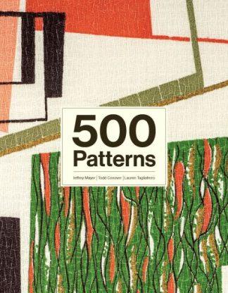 500 Patterns by Jeffrey Mayer
