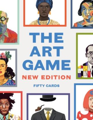 The Art Game: New edition, fifty cards by Holly Black