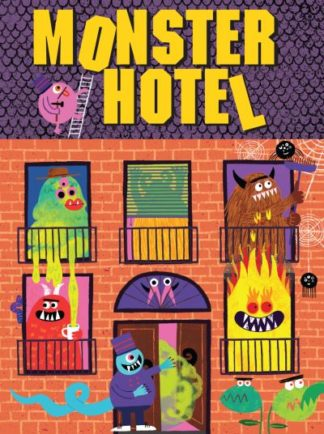 Monster Hotel by Aidan Onn