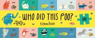 Who Did This Poo?: A Jigsaw Puzzle by Aidan Onn