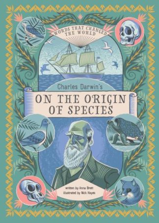 Charles Darwin's On the Origin of Species by Anna Brett