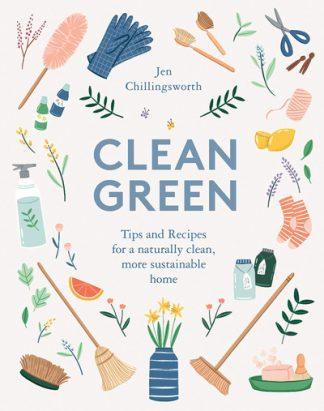 Clean Green by Jen Chillingsworth