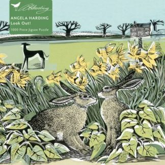 Adult Jigsaw Puzzle Angela Harding: Look Out! by