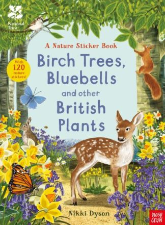 National Trust: Birch Trees, Bluebells and Other British Plants by