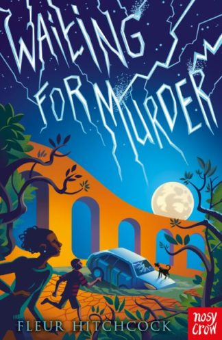 Waiting For Murder by Fleur Hitchcock