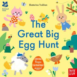 National Trust: The Great Big Egg Hunt by