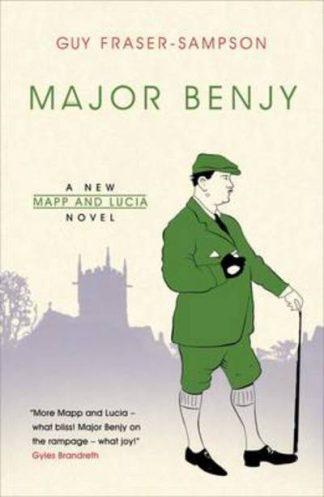 Major Benjy by Guy Fraser-Sampson