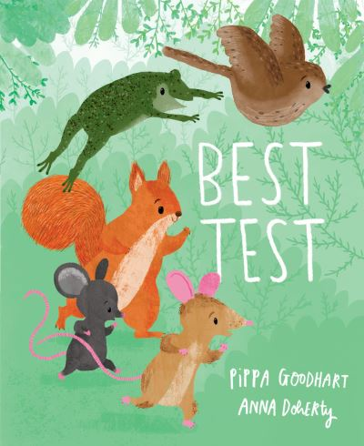 Best Test by Pippa Goodhart