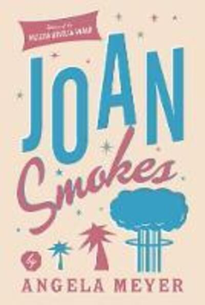 Joan Smokes by Angela Meyer