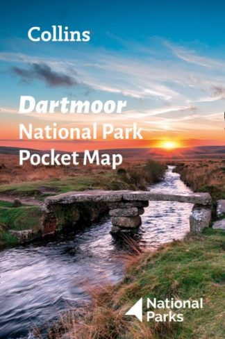 Dartmoor National Park Pocket Map: The perfect guide to explore this area of out by Parks UK National