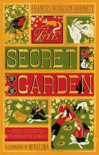 Secret Garden by Frances Burnett