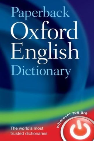 Paperback Oxford English Dictionary by  ,