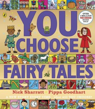 You Choose Fairy Tales by Pippa Goodhart