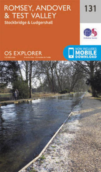 EXP 131 Romsey, Andover and Test Valley by