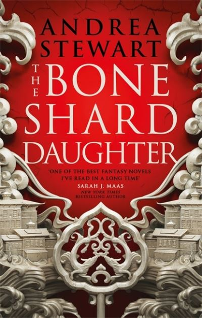 The Bone Shard Daughter: The Drowning Empire Book One by Andrea Stewart