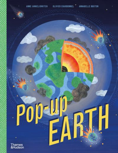 Pop-up Earth by