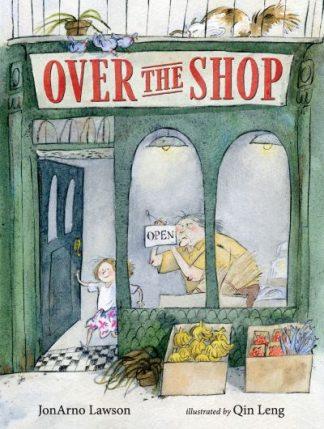 Over the Shop by JonArno Lawson