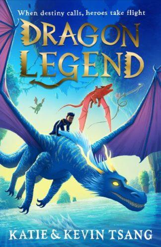 Dragon Legend by Katie Tsang