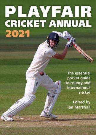 Playfair Cricket Annual 2021 by Ian Marshall