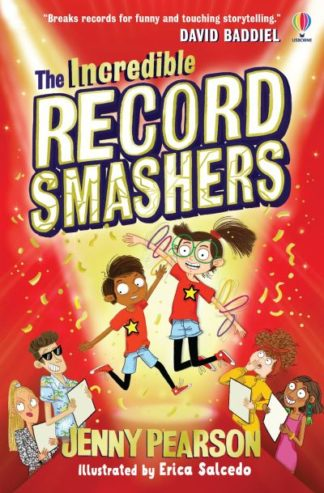 The Incredible Record Smashers by Jenny Pearson