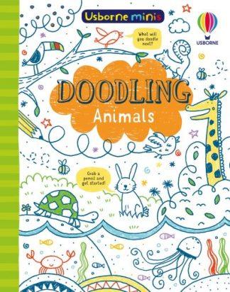 Doodling Animals by Simon Tudhope