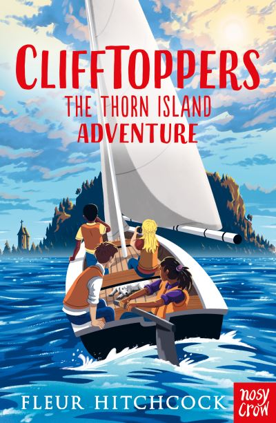 Clifftoppers: The Thorn Island Adventure by Fleur Hitchcock